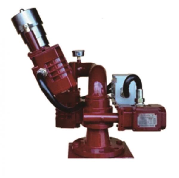 防爆固定式电控消防炮